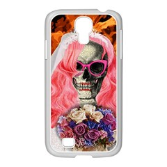 Bride From Hell Samsung Galaxy S4 I9500/ I9505 Case (white) by Valentinaart