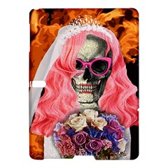 Bride From Hell Samsung Galaxy Tab S (10 5 ) Hardshell Case  by Valentinaart