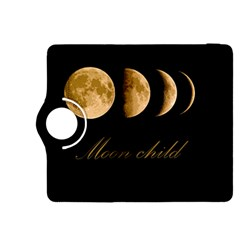 Moon Child Kindle Fire Hdx 8 9  Flip 360 Case by Valentinaart