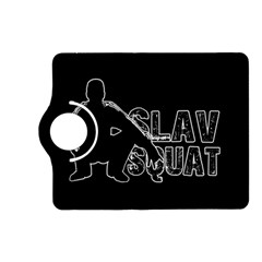 Slav Squat Kindle Fire Hd (2013) Flip 360 Case by Valentinaart