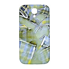 Another Modern Moment Yellow Samsung Galaxy S4 I9500/i9505  Hardshell Back Case by MoreColorsinLife