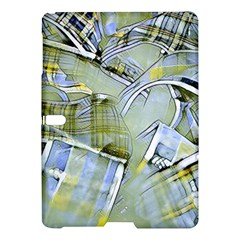 Another Modern Moment Yellow Samsung Galaxy Tab S (10 5 ) Hardshell Case  by MoreColorsinLife