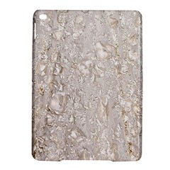 Off White Lace Pattern Ipad Air 2 Hardshell Cases by paulaoliveiradesign