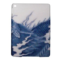 Blue Chinese Dragon Ipad Air 2 Hardshell Cases by paulaoliveiradesign