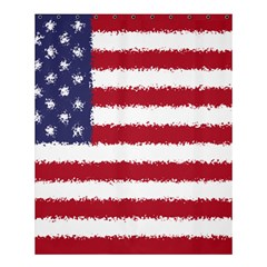 Flag Of The United States America Shower Curtain 60  X 72  (medium)  by paulaoliveiradesign