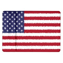 Flag Of The United States America Samsung Galaxy Tab 10 1  P7500 Flip Case by paulaoliveiradesign