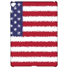 Flag Of The United States America Apple Ipad Pro 12 9   Hardshell Case by paulaoliveiradesign