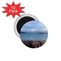 Lake Tekapo New Zealand Landscape Photography 1 75  Magnets (10 Pack)  by paulaoliveiradesign