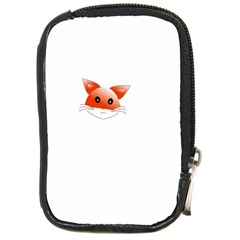 Animal Image Fox Compact Camera Cases by BangZart