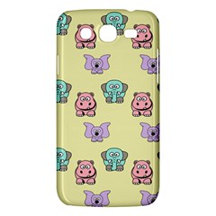 Animals Pastel Children Colorful Samsung Galaxy Mega 5 8 I9152 Hardshell Case