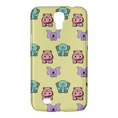 Animals Pastel Children Colorful Samsung Galaxy Mega 6 3  I9200 Hardshell Case by BangZart