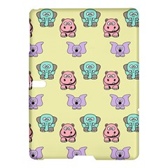 Animals Pastel Children Colorful Samsung Galaxy Tab S (10 5 ) Hardshell Case  by BangZart