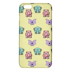 Animals Pastel Children Colorful Iphone 6 Plus/6s Plus Tpu Case by BangZart