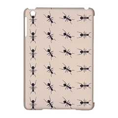 Ants Pattern Apple Ipad Mini Hardshell Case (compatible With Smart Cover) by BangZart