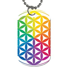 Heart Energy Medicine Dog Tag (two Sides) by BangZart