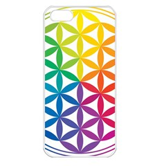Heart Energy Medicine Apple Iphone 5 Seamless Case (white) by BangZart