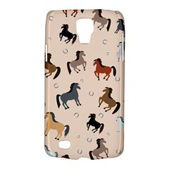 Horses For Courses Pattern Galaxy S4 Active by BangZart