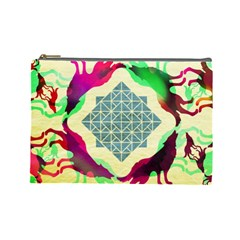 Several Wolves Album Cosmetic Bag (large)  by BangZart