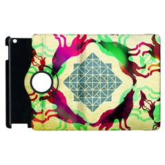 Several Wolves Album Apple Ipad 3/4 Flip 360 Case by BangZart