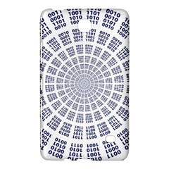 Illustration Binary Null One Figure Abstract Samsung Galaxy Tab 4 (7 ) Hardshell Case  by BangZart
