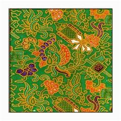 Art Batik The Traditional Fabric Medium Glasses Cloth by BangZart