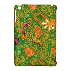 Art Batik The Traditional Fabric Apple Ipad Mini Hardshell Case (compatible With Smart Cover) by BangZart