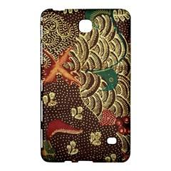 Art Traditional Flower  Batik Pattern Samsung Galaxy Tab 4 (7 ) Hardshell Case  by BangZart