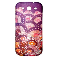 Colorful Art Traditional Batik Pattern Samsung Galaxy S3 S Iii Classic Hardshell Back Case by BangZart