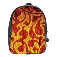 Abstract Pattern School Bags (xl)  by BangZart