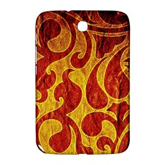 Abstract Pattern Samsung Galaxy Note 8 0 N5100 Hardshell Case  by BangZart