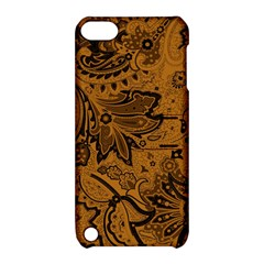 Art Traditional Batik Flower Pattern Apple Ipod Touch 5 Hardshell Case With Stand by BangZart