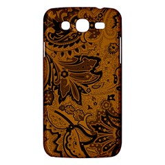Art Traditional Batik Flower Pattern Samsung Galaxy Mega 5 8 I9152 Hardshell Case  by BangZart