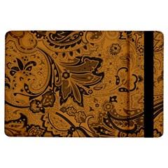 Art Traditional Batik Flower Pattern Ipad Air Flip by BangZart