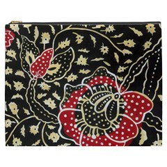 Art Batik Pattern Cosmetic Bag (xxxl)  by BangZart