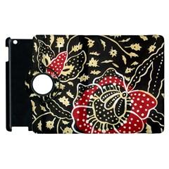 Art Batik Pattern Apple Ipad 3/4 Flip 360 Case by BangZart