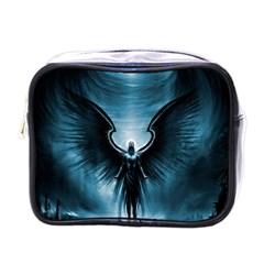 Rising Angel Fantasy Mini Toiletries Bags by BangZart