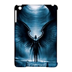 Rising Angel Fantasy Apple Ipad Mini Hardshell Case (compatible With Smart Cover) by BangZart