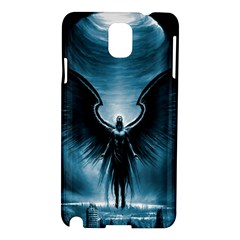 Rising Angel Fantasy Samsung Galaxy Note 3 N9005 Hardshell Case by BangZart