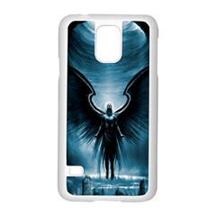 Rising Angel Fantasy Samsung Galaxy S5 Case (white) by BangZart