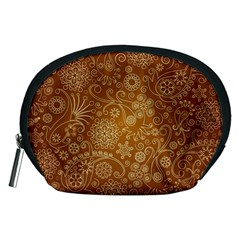 Batik Art Pattern Accessory Pouches (medium)  by BangZart