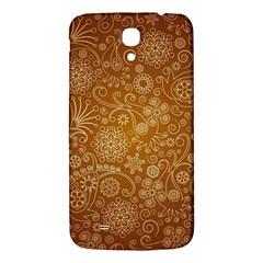 Batik Art Pattern Samsung Galaxy Mega I9200 Hardshell Back Case by BangZart