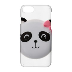 Pretty Cute Panda Apple Iphone 7 Hardshell Case by BangZart