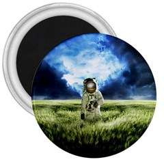 Astronaut 3  Magnets by BangZart