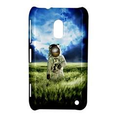 Astronaut Nokia Lumia 620 by BangZart