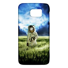 Astronaut Galaxy S6 by BangZart