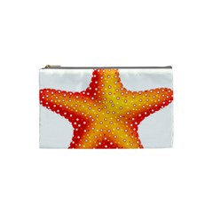 Starfish Cosmetic Bag (small)  by BangZart