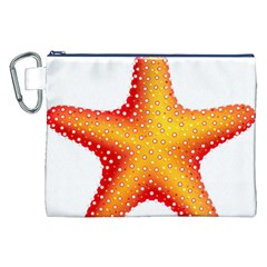 Starfish Canvas Cosmetic Bag (xxl) by BangZart