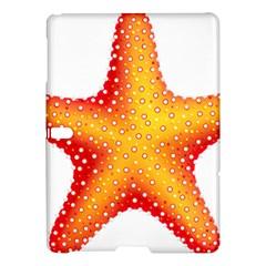 Starfish Samsung Galaxy Tab S (10 5 ) Hardshell Case  by BangZart
