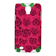 Floral Heart Galaxy S4 Active by BangZart