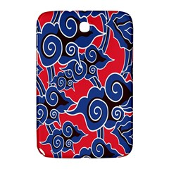 Batik Background Vector Samsung Galaxy Note 8 0 N5100 Hardshell Case  by BangZart